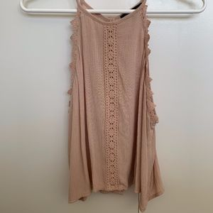 Kendall & Kylie Sleeveless Blouse